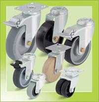 промышленные колеса