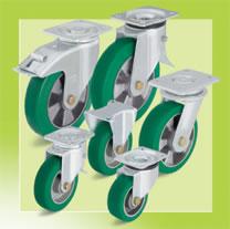 Жаростойкие колеса