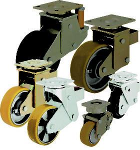 Рекомендации по применению колес Blickle