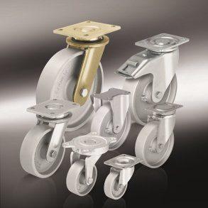 (15) колеса из чугуна